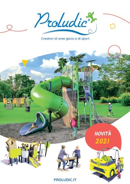Brochure 2021 Giochi per Parchi Proludic